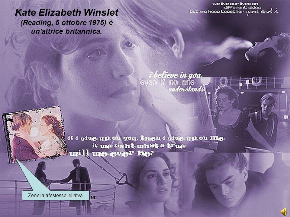 Kate Elizabeth Winslet (Reading, 5 ottobre 1975) è un attrice britannica.