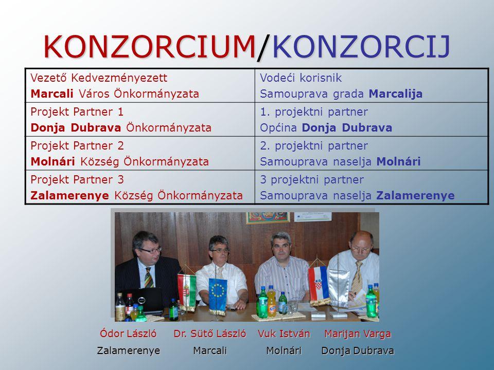 KONZORCIUM/KONZORCIJ Ódor László Zalamerenye Dr.