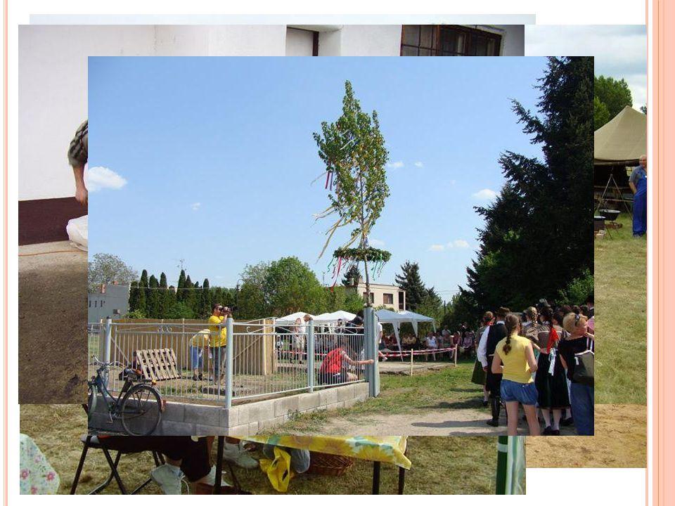 További rendezvények közé tartozik a nyári gulyásfőző verseny (Fotó 1-4), a lecsófőző verseny, a farsangi disznótor (Fotó 5), májusfaállítás, a szilveszteri bál és még sok más…
