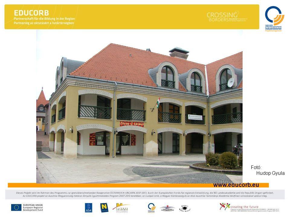 www.educorb.eu Fotó: Hudop Gyula