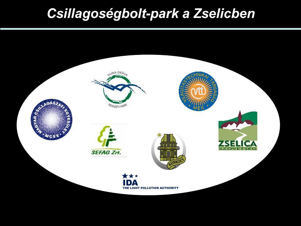 Csillagoségbolt-park a Zselicben