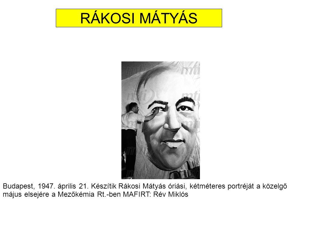 Magyar Testvéri Közösség Kovács Béla 1947.