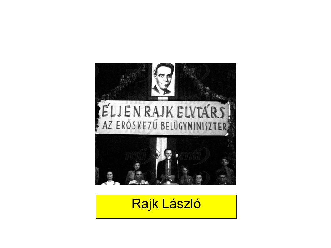 Rajk László