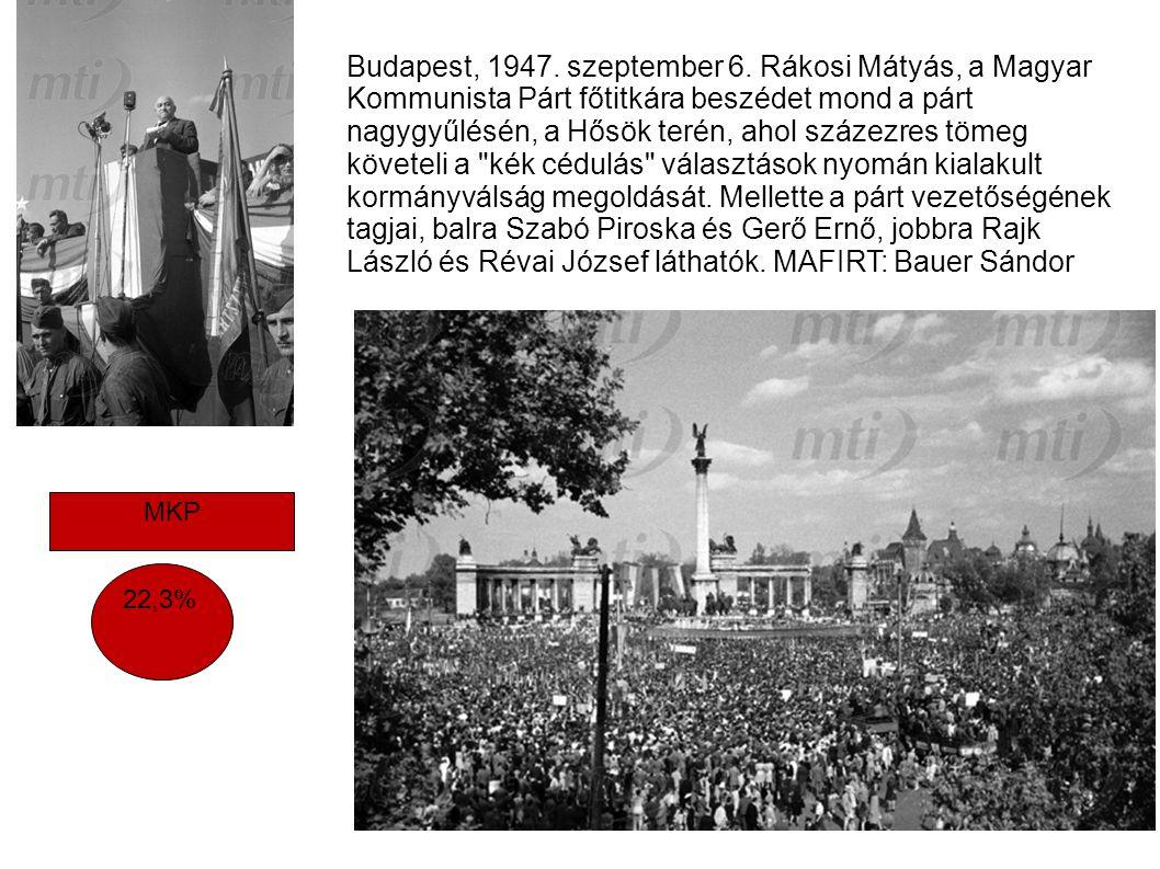 Budapest, 1947.szeptember 6.