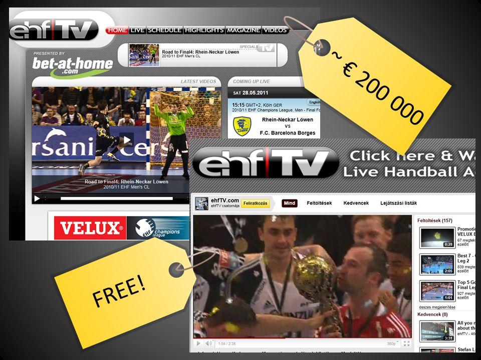 ~ € 200 000 FREE!