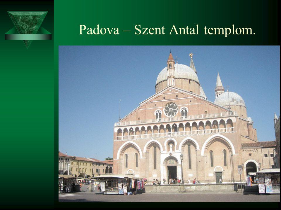 Padova – Szent Antal templom.