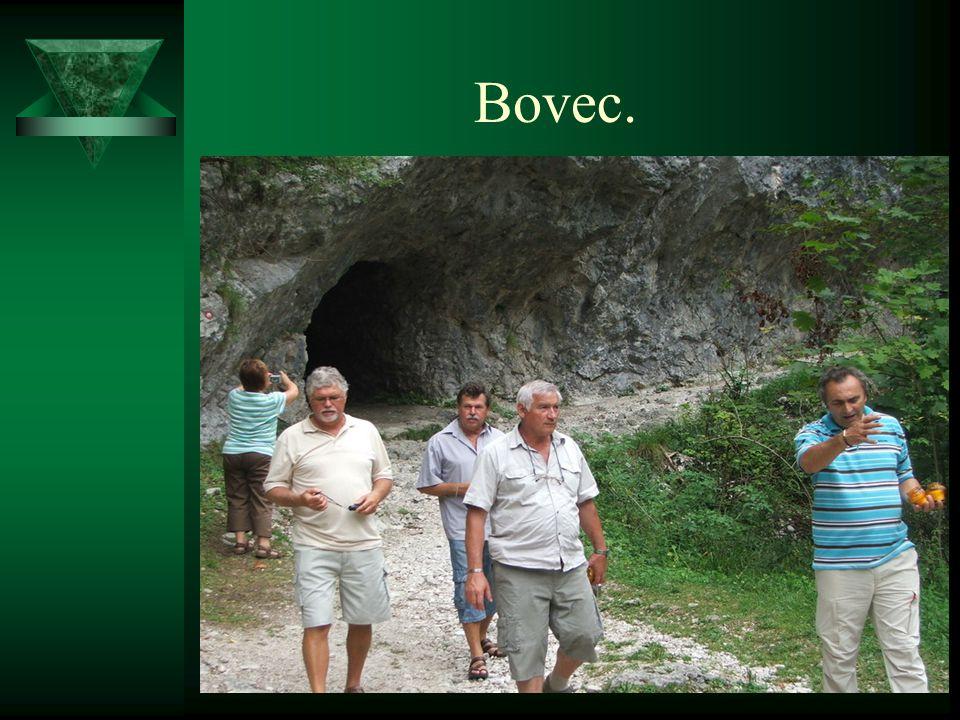Bovec.
