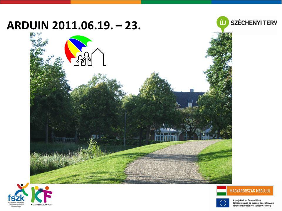 ARDUIN 2011.06.19. – 23. Kép/fotó helye