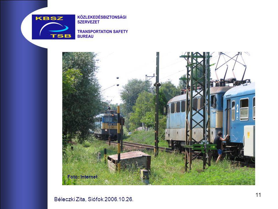 11 Béleczki Zita, Siófok 2006.10.26. Fotó: Internet