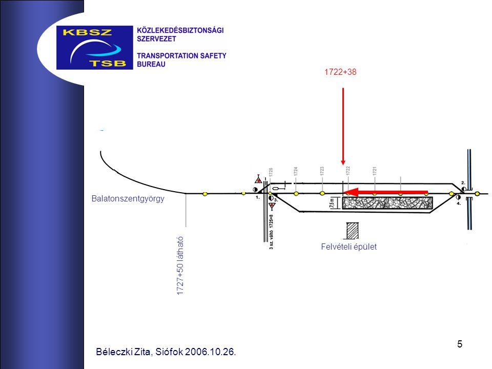 5 Béleczki Zita, Siófok 2006.10.26. 1727+50 látható Felvételi épület Balatonszentgyörgy 1722+38