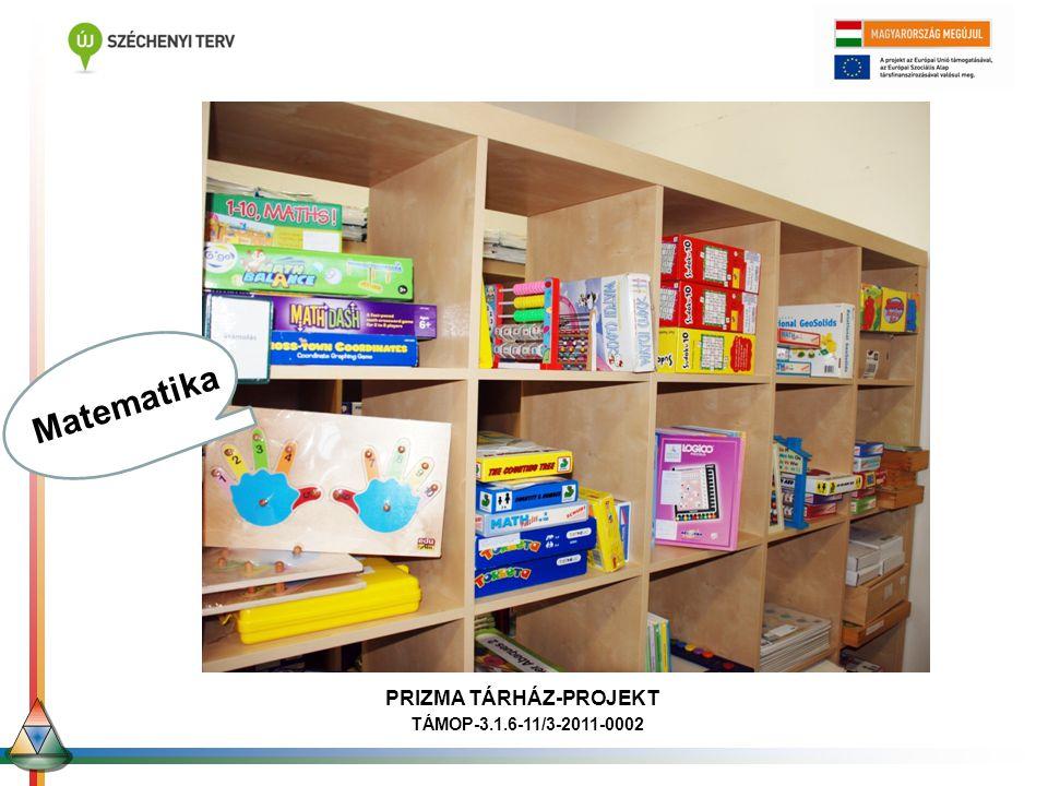 Ori Matematika PRIZMA TÁRHÁZ-PROJEKT TÁMOP-3.1.6-11/3-2011-0002