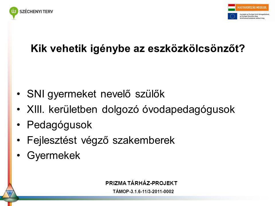 Ori Orientáció Olvasás-írás PRIZMA TÁRHÁZ-PROJEKT TÁMOP-3.1.6-11/3-2011-0002
