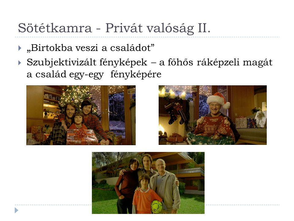 Sötétkamra - Privát valóság II.