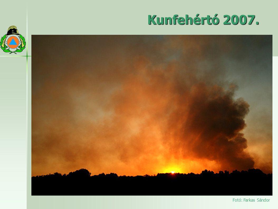 Kunfehértó 2007. Fotó: Farkas Sándor
