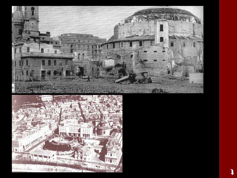 Források: Fajth Tibor: Itália (Panoráma útikönyvek) (EKMK 914 F 12) Olaszország fővárosa 413 old.