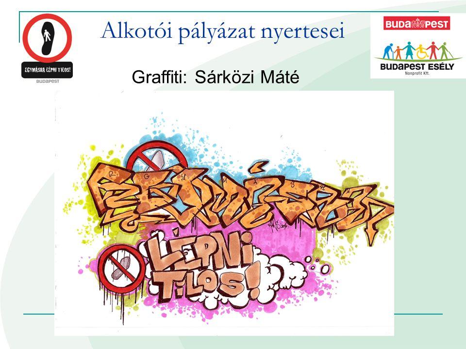 Graffiti: Sárközi Máté