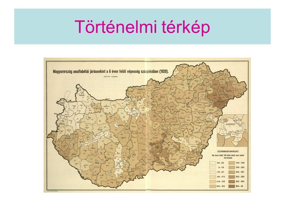 Történelmi térkép