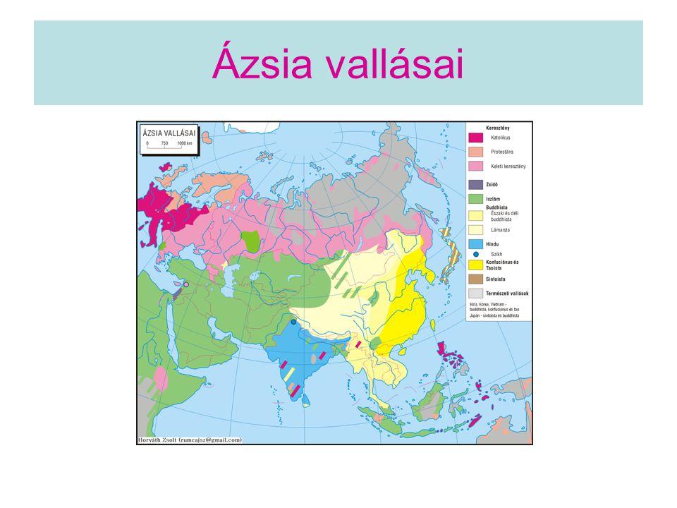 Ázsia vallásai