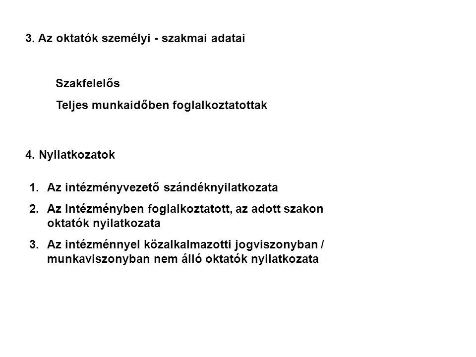 V.A szakindítás kutatási és infrastrukturális feltételei 5.