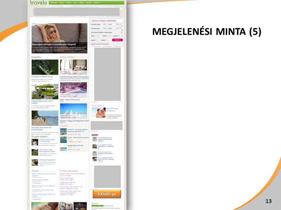 MEGJELENÉSI MINTA (5) 13 300x80 px