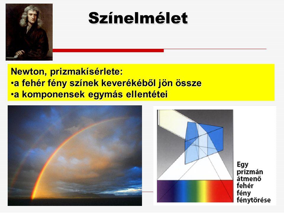Képábrázolási módok • az egyes képpontokhoz tartozó információt 24 bit hordozza • összesen 16 millió szín jelenhet meg adott pillanatban Valódi színez
