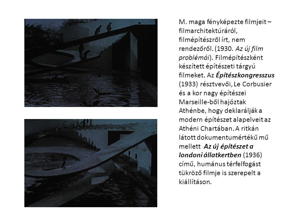 """A Fekete-fehér-szürke a fény-tér- modulátor """"kinetikus szobráról készült (1930)."""