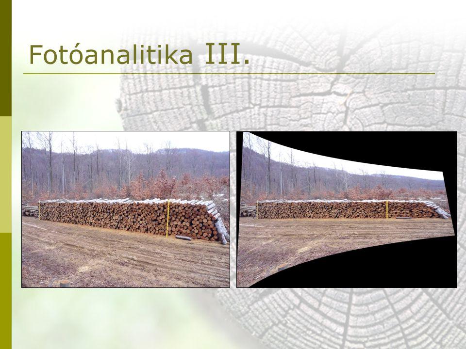 Fotóanalitika III.