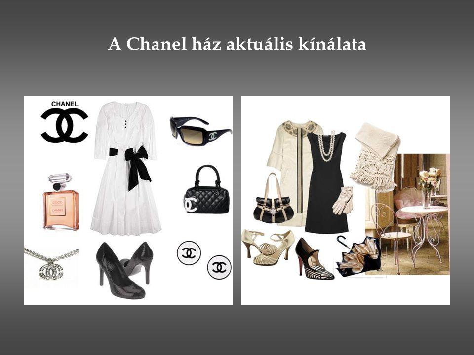 A Chanel ház aktuális kínálata