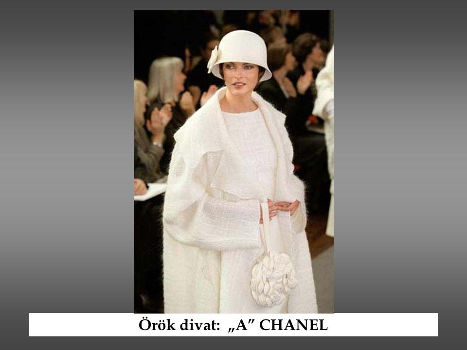 """Örök divat: """"A"""" CHANEL"""