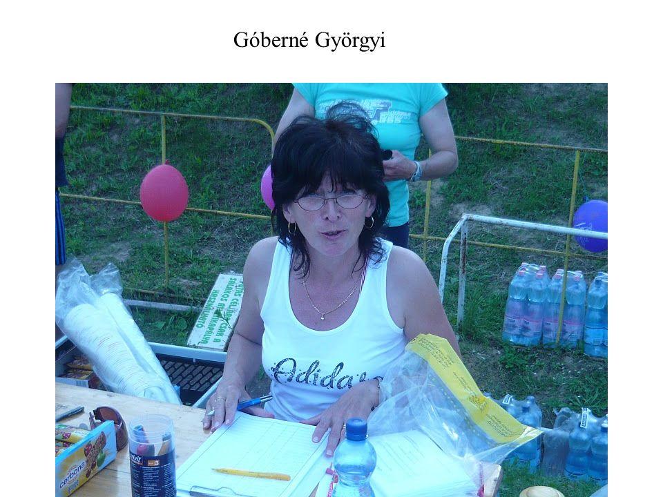 Góberné Györgyi