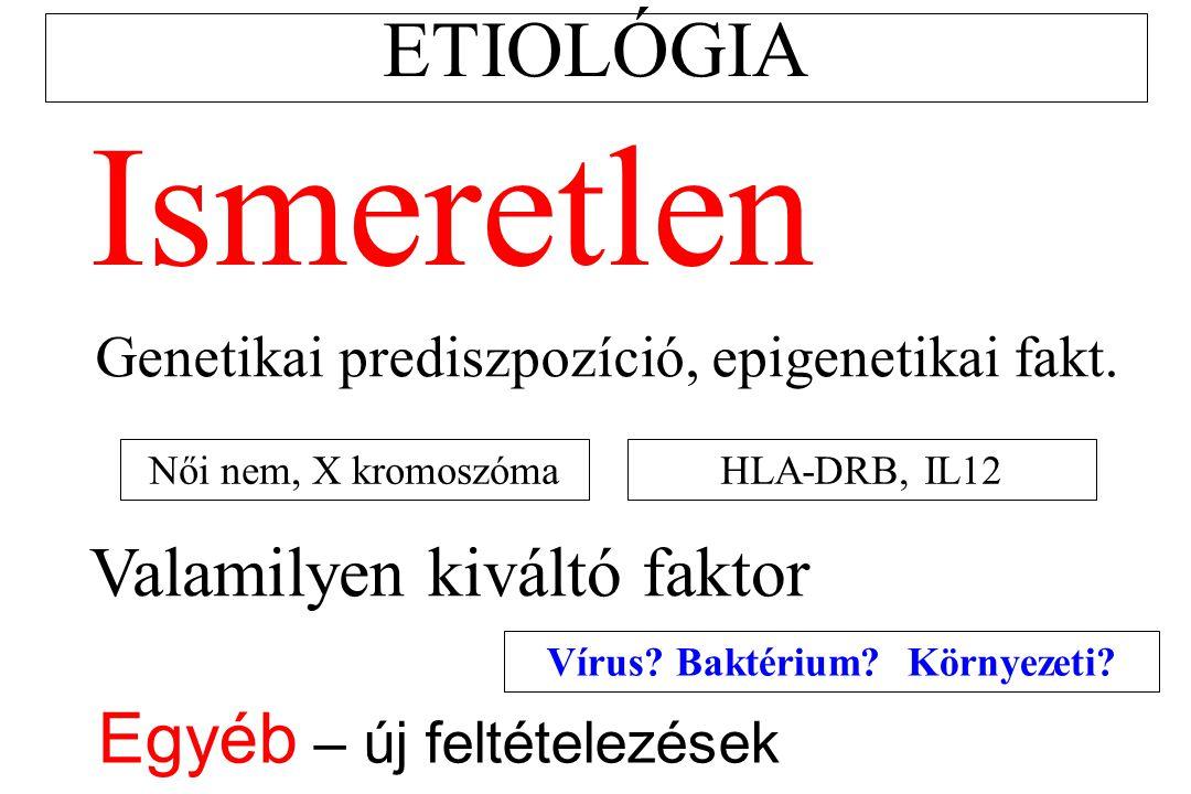 1929 Bargen JA – első leírás Complication of UC, Ann Int Med 1950 Kimmelstiel et al.
