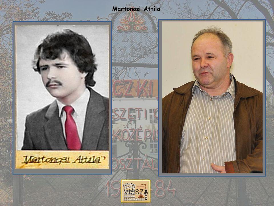 Martonosi Attila VISSZA