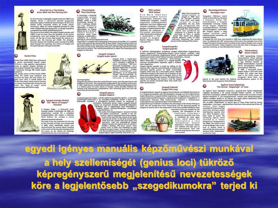 SZEGEDI ELŐZMÉNYEK TÉRKÉP-GRAFIKAI MEGOLDÁSOK A KÖZELMÚLTBÓL 1999 Szeged belváros grafikával illusztrált turisztikai zsebtérképe FIRBÁS – TÉRKÉP STÚDIÓ