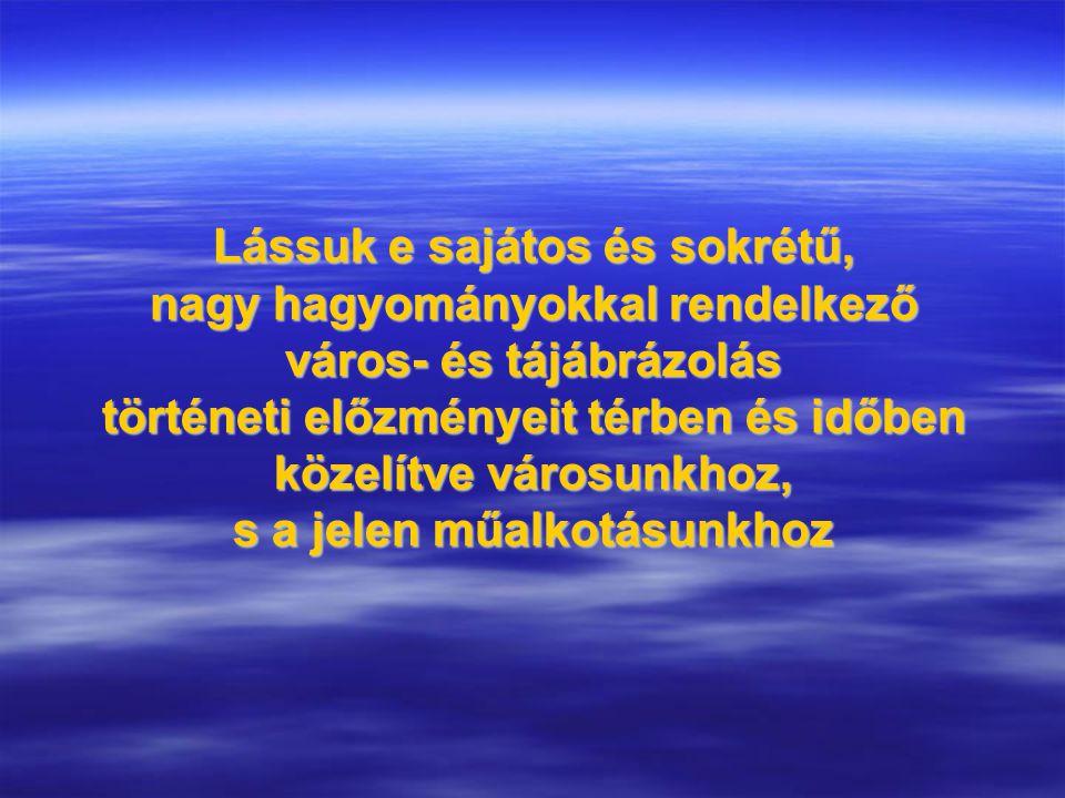 SZEGED LÁTVÁNY ÁBRÁZOLÁSOK FOTÓALAPÚ MEGOLDÁSOK NAPJAINKBÓL 1998 Szeged első digitális ortofotó ábrázolása (perspektivikus torzításoktól mentes méretarányos légifotó) készítette a budapesti EUROSENSE Kft.