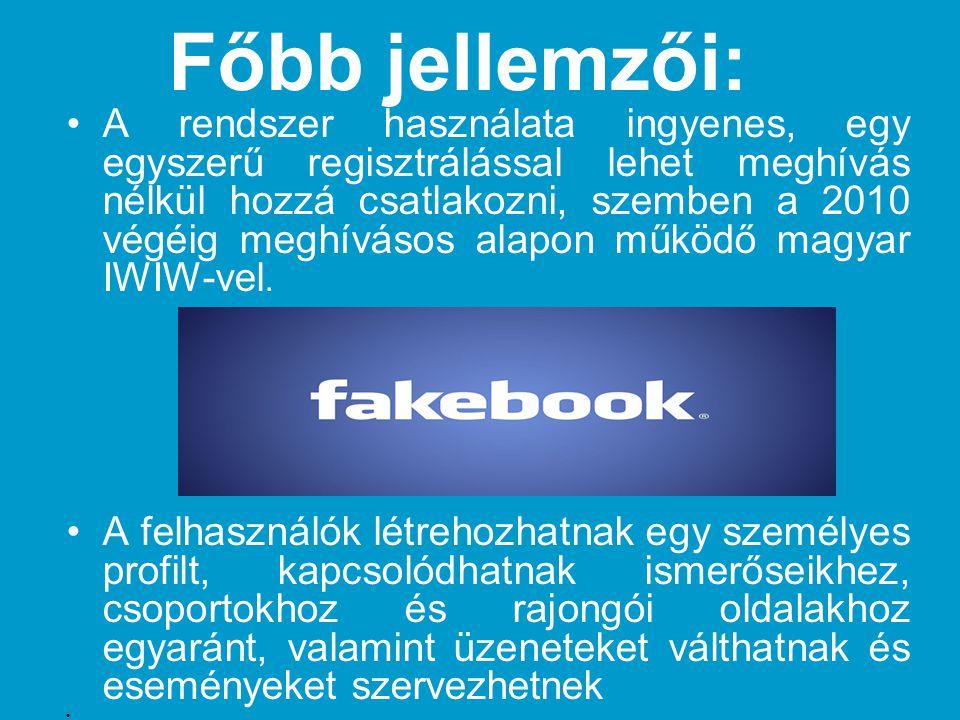 Facebook mobiltelefonon •Napjainkban,már bárhol velünk lehet a facebook,hiszen okostelefonokon keresztül akármikor rápillanthatunk.