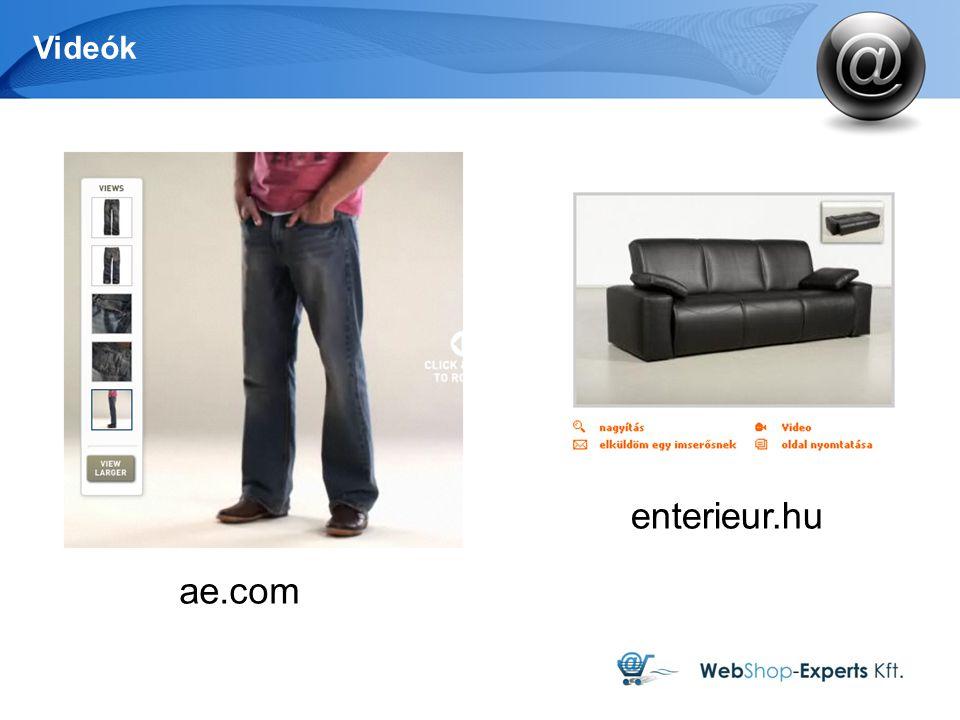 Videók ae.com enterieur.hu
