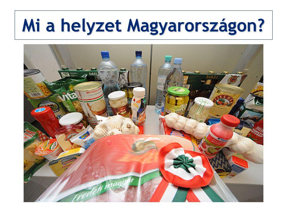 Mi a helyzet Magyarországon?