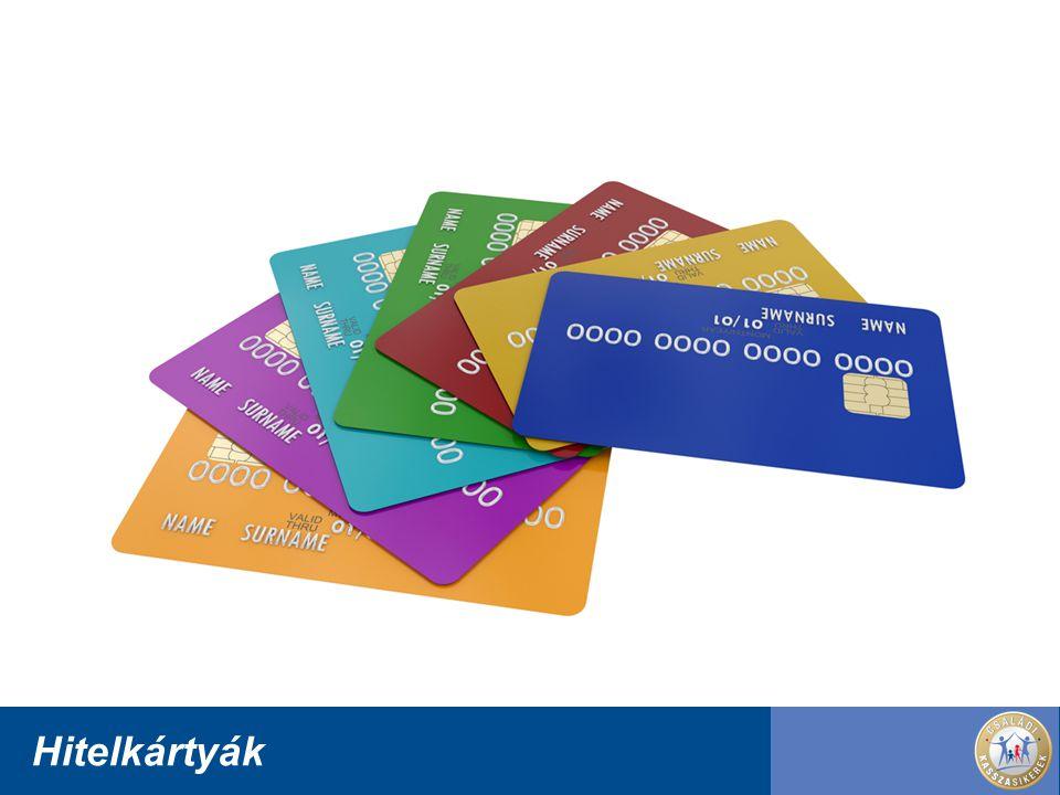 Hitelkártyák