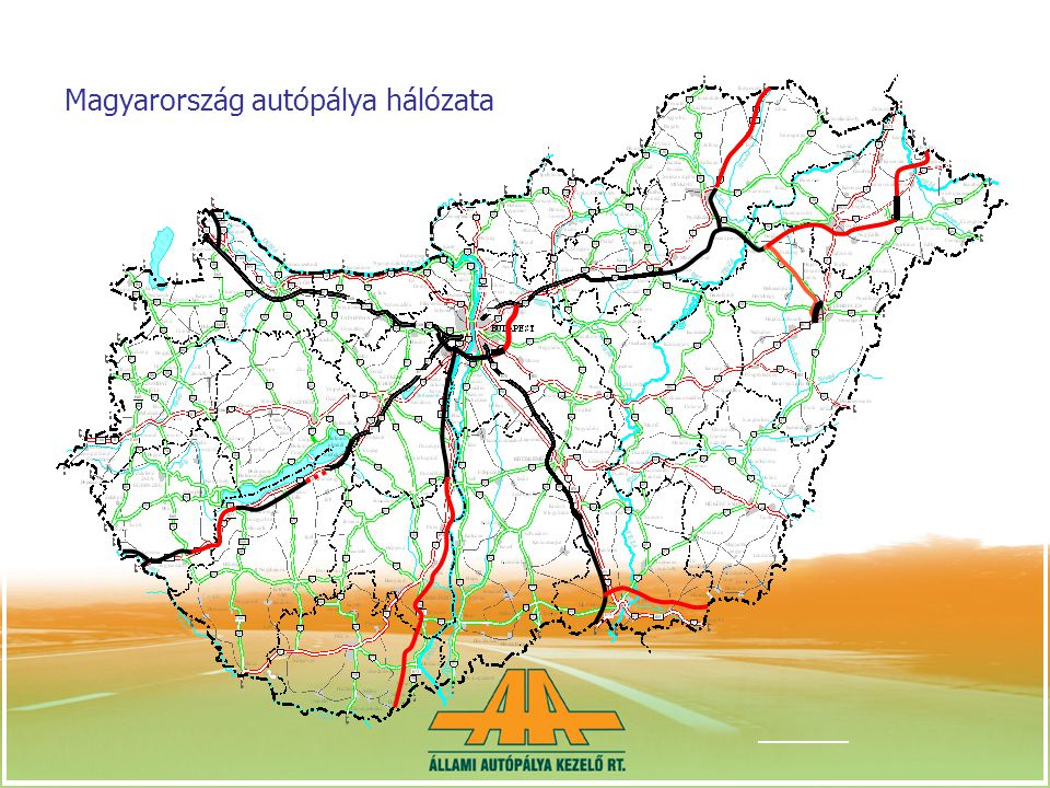 Magyarország autópálya hálózata