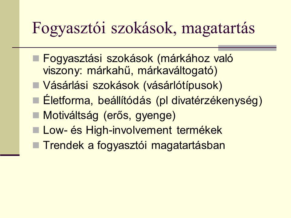 Kulturális tényezők 2.