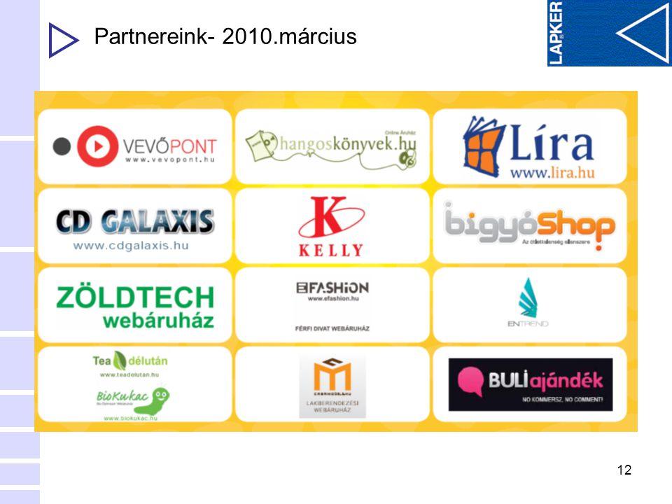 12 Partnereink- 2010.március