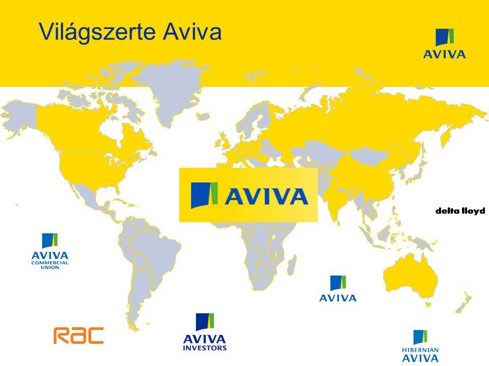 A szokásos cégtörténet… •1696 óta létezik – a világ első modern biztosítótársasága •A legnagyobb brit biztosító •Világszerte több mint 50 millió ügyfél és 54 000 munkatárs •28 országban