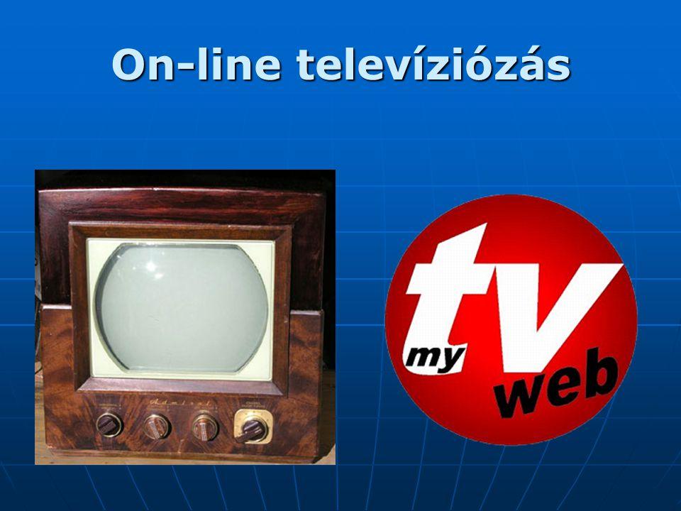 On-line televíziózás
