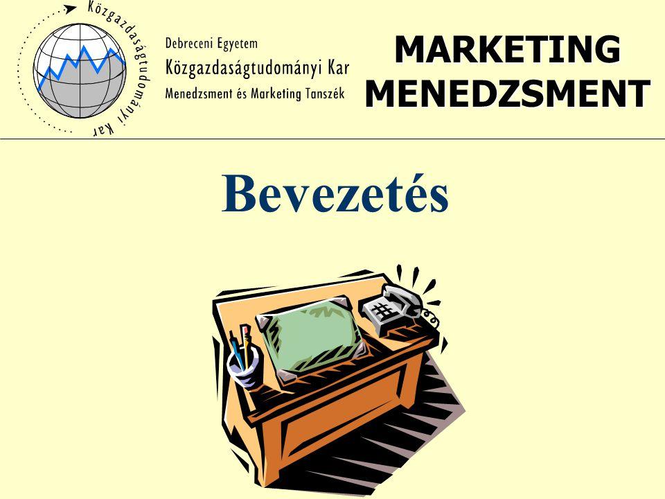 Szolgáltatás - 52. dia MARKETING MENEDZSMENT c.) A szolgáltatás marketing alapmodellje