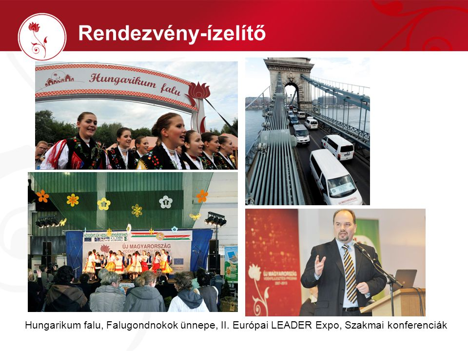 Rendezvény-ízelítő Hungarikum falu, Falugondnokok ünnepe, II.