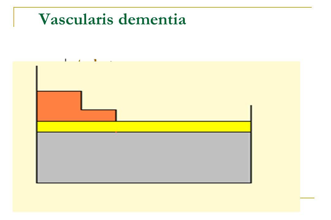 Kognitív funkciók exitus DEMENTIA stroke _________________ Vascularis cognitiv zavar Vascularis dementia