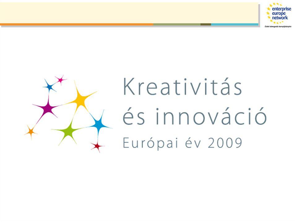 Új vállalkozásfejlesztési hálózat Létrejötte •A CIP (Competitiveness and Innovation Programme) keretében hozta létre az Európai Bizottság •2008.