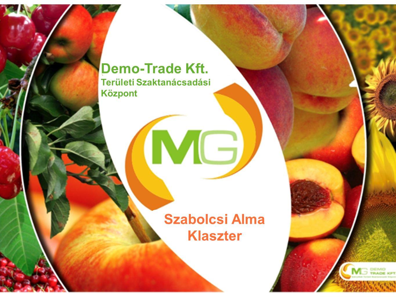 Demo-Trade Kft. Területi Szaktanácsadási Központ Szabolcsi Alma Klaszter