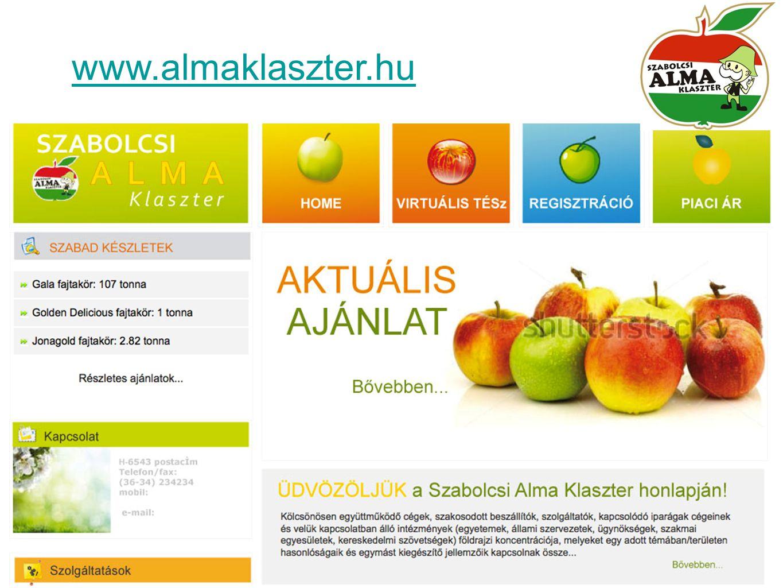 www.almaklaszter.hu