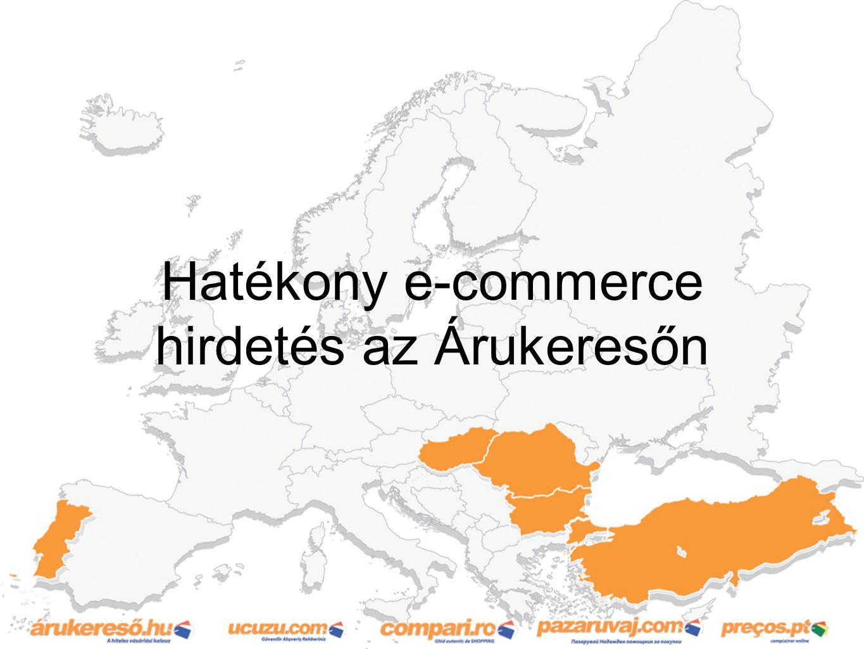 Hatékony e-commerce hirdetés az Árukeresőn